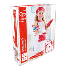 Hape Chef Pack - All-Star Learning Inc. - Proudly Canadian