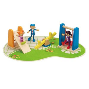 Hape Playground (Hape) - All-Star Learning Inc. - Proudly Canadian