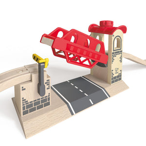 Hape Lifting Bridge (Hape Railway) - All-Star Learning Inc. - Proudly Canadian