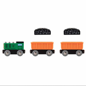 Hape Diesel Freight Train (Hape Railway) - All-Star Learning Inc. - Proudly Canadian
