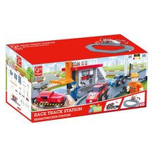 Hape Race Track Station - All-Star Learning Inc. - Proudly Canadian