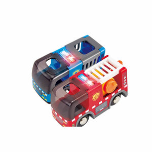 Hape Emergency Services HQ - All-Star Learning Inc. - Proudly Canadian