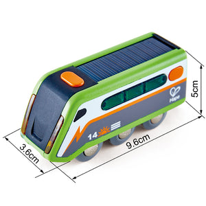 Hape Engine with Solar-Powered Light