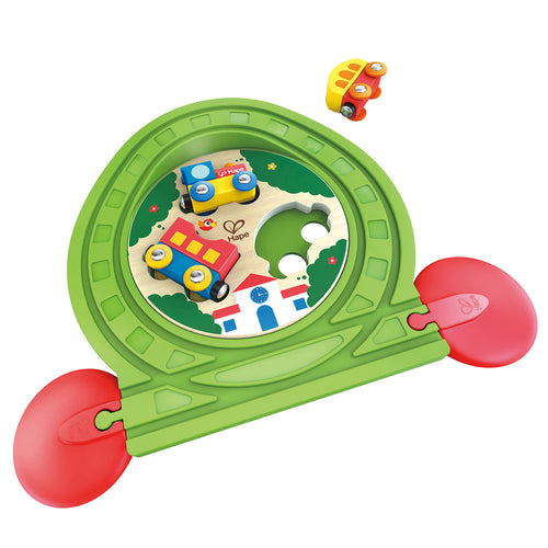 Hape Train Track Puzzle (Hape Railway) - All-Star Learning Inc. - Proudly Canadian