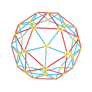Hape Flexistix Geodesic Structures - All-Star Learning Inc. - Proudly Canadian