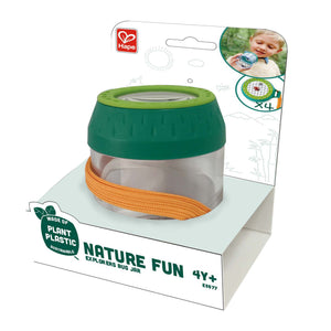 Hape Explorer's Bug Jar - All-Star Learning Inc. - Proudly Canadian
