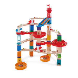 Hape Quadrilla Marble Run - Super Spirals - All-Star Learning Inc. - Proudly Canadian