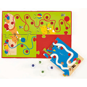 Hape Home Education - Scrible Maze - All-Star Learning Inc. - Proudly Canadian