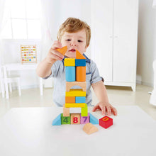 Hape Count N Build Block Set 20 Pcs - All-Star Learning Inc. - Proudly Canadian