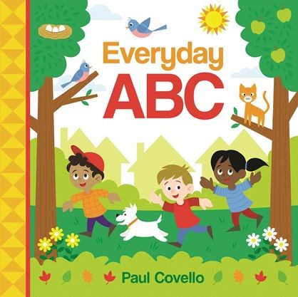 Everyday ABC - All-Star Learning Inc. - Proudly Canadian