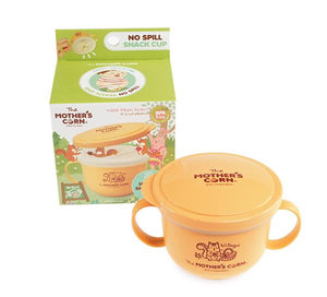 Mother's Corn Non Spill Snack Cup with Lid - All-Star Learning Inc. - Proudly Canadian