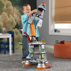 KidKraft Rocket Ship Play Set - All-Star Learning Inc. - Proudly Canadian