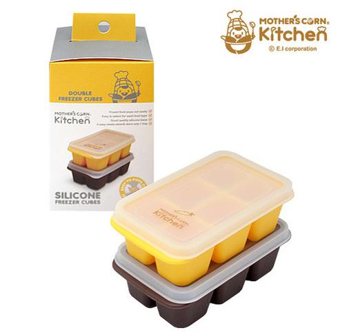 Mother's Corn Silicone Freezer Cubes - All-Star Learning Inc. - Proudly Canadian