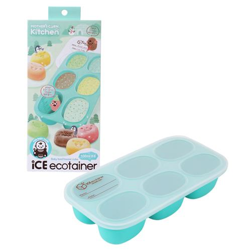 Mother's Corn Ice Ecotainer - Blue - All-Star Learning Inc. - Proudly Canadian