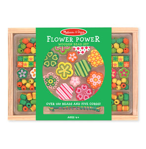 Melissa and Doug Flower Power Bead Set - All-Star Learning Inc. - Proudly Canadian