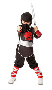 Melissa and Doug Ninja Role Play Costume Set - All-Star Learning Inc. - Proudly Canadian