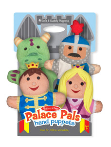 Melissa and Doug Palace Pals Hand Puppets - All-Star Learning Inc. - Proudly Canadian