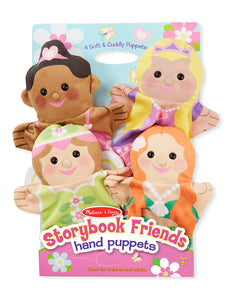 Melissa and Doug Storybook Friends Hand Puppets - All-Star Learning Inc. - Proudly Canadian