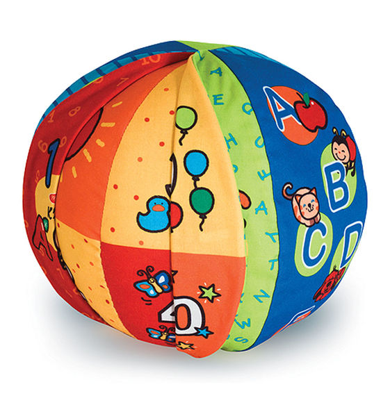 Melissa and Doug 2-in-1 Talking Ball Learning Toy - All-Star Learning Inc. - Proudly Canadian
