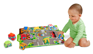 Melissa and Doug Take-Along Town Play Mat - All-Star Learning Inc. - Proudly Canadian