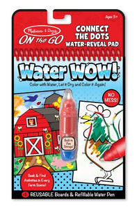 Melissa and Doug Water Wow! Connect the Dots - All-Star Learning Inc. - Proudly Canadian