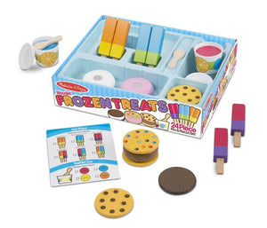 Melissa and Doug Frozen Treats Set - All-Star Learning Inc. - Proudly Canadian