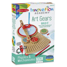 Melissa and Doug Innovation Academy - Art Gears