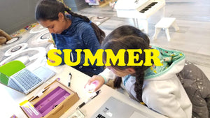STEM Summer Program - Coding 101 (7-10 Years Old) - All-Star Learning Inc. - Proudly Canadian