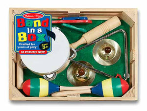 Melissa and Doug Band-in-a-box - All-Star Learning Inc. - Proudly Canadian