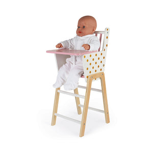 Janod Candy Chic High Chair - All-Star Learning Inc. - Proudly Canadian