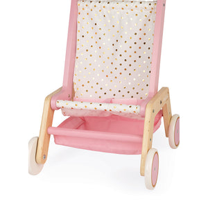 Janod Candy Chic Stroller