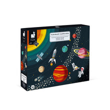 Janod 100 pc Educational Puzzle Solar System
