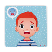 Janod Emotions Magnetic Games