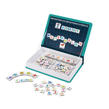 Janod English Alphabet Magnetibook - All-Star Learning Inc. - Proudly Canadian