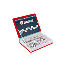 Janod French Alphabet Magnetibook - All-Star Learning Inc. - Proudly Canadian
