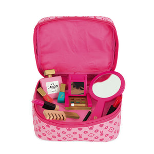 Janod Little Miss Vanity Case (Wood) - All-Star Learning Inc. - Proudly Canadian