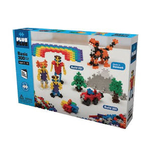 Plus-Plus Mini Basic 300pcs - All-Star Learning Inc. - Proudly Canadian