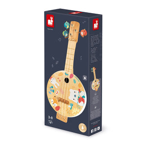 Janod Pure Banjo - All-Star Learning Inc. - Proudly Canadian