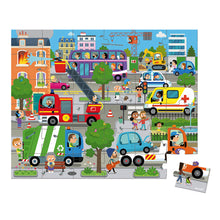 Janod Puzzle City - All-Star Learning Inc. - Proudly Canadian