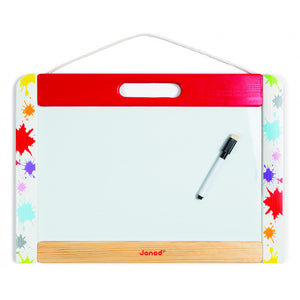 Janod Splash Wall Blackboard (Wood) - All-Star Learning Inc. - Proudly Canadian
