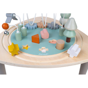 Janod Sweet Cocoon Activity Table