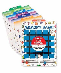Melissa and Doug Flip to Win Memory Game - All-Star Learning Inc. - Proudly Canadian