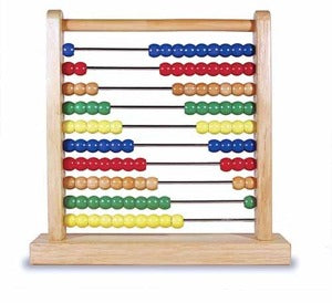 Melissa and Doug Abacus - All-Star Learning Inc. - Proudly Canadian