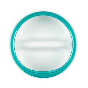 Oxo Tot Feeding Dish - Teal - All-Star Learning Inc. - Proudly Canadian