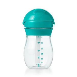 Oxo Tot Transition Straw Cup 9oz Teal - All-Star Learning Inc. - Proudly Canadian