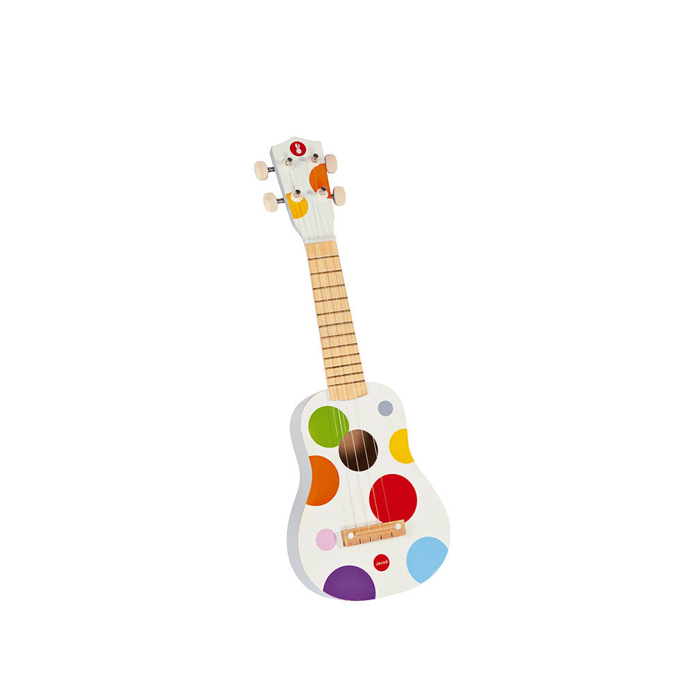 Janod Ukulele Confetti - All-Star Learning Inc. - Proudly Canadian