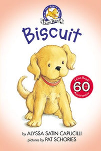 I Can Read! Six Book Set - Read with Biscuit