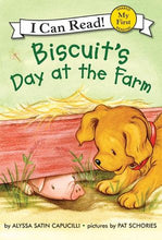 I Can Read! Six Book Set - Read with Biscuit - All-Star Learning Inc. - Proudly Canadian