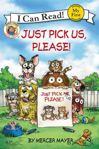 I Can Read! Six Book Set - Read with Little Critter - All-Star Learning Inc. - Proudly Canadian