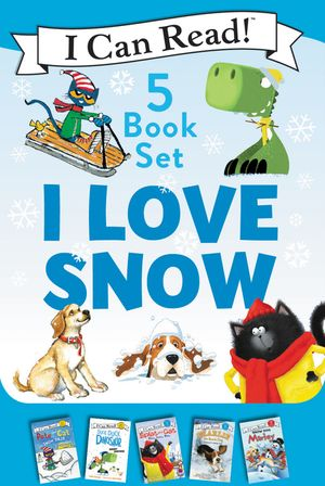 I Love Snow: I Can Read 5-Book Box Set - All-Star Learning Inc. - Proudly Canadian